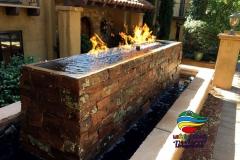 آبنما آب و آتش (1)
