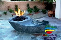 آبنما آب و آتش (10)