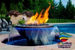 آبنما آب و آتش (13)
