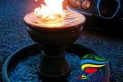 آبنما آب و آتش (4)