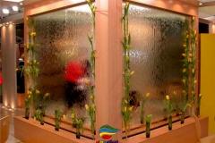 آبنما شیشه ای (2)