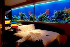 آکواریوم اتاق خواب (3)