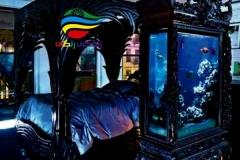 آکواریوم اتاق خواب (8)