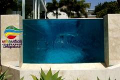 استخر شیشه ای (3)