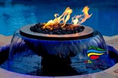 آبنما آب و آتش (12)