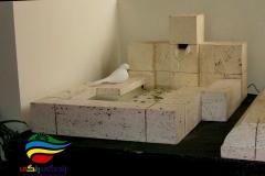 آبنما کامپوزیتی مجسمه ای (11)