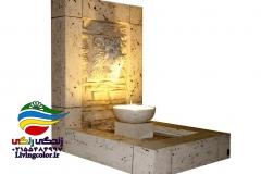 آبنما کامپوزیتی مجسمه ای (3)