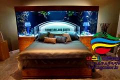 آکواریوم اتاق خواب (1)