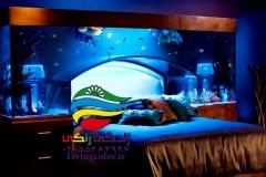 آکواریوم اتاق خواب (2)