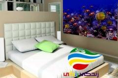 آکواریوم اتاق خواب (4)