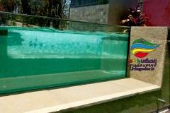 استخر شیشه ای (4)
